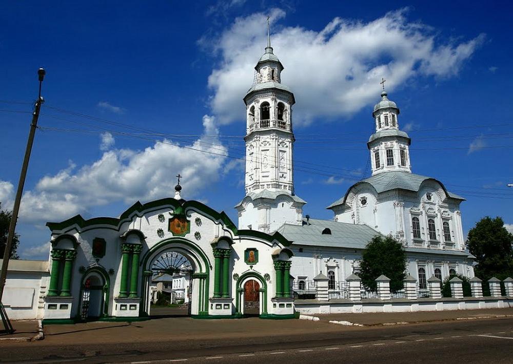 Город киров достопримечательности фото с описанием