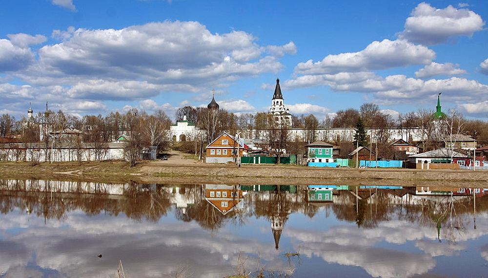 Александров фото города достопримечательности