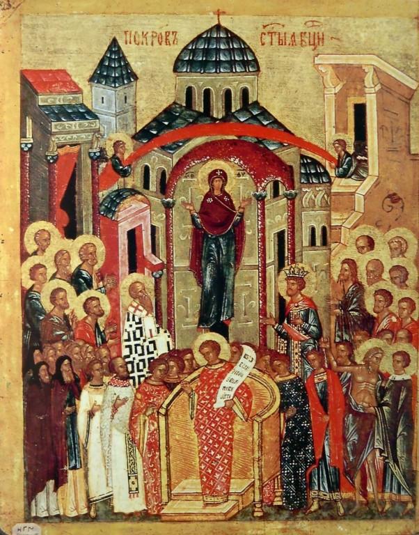заветном фото иконы покрова пресвятой богородицы красавица