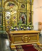 Рака с мощами святого Матфея Яранского