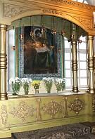 Рака с мощами священномученика Михаила Тихоницкого